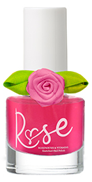 Rose Nagellack - peel off!